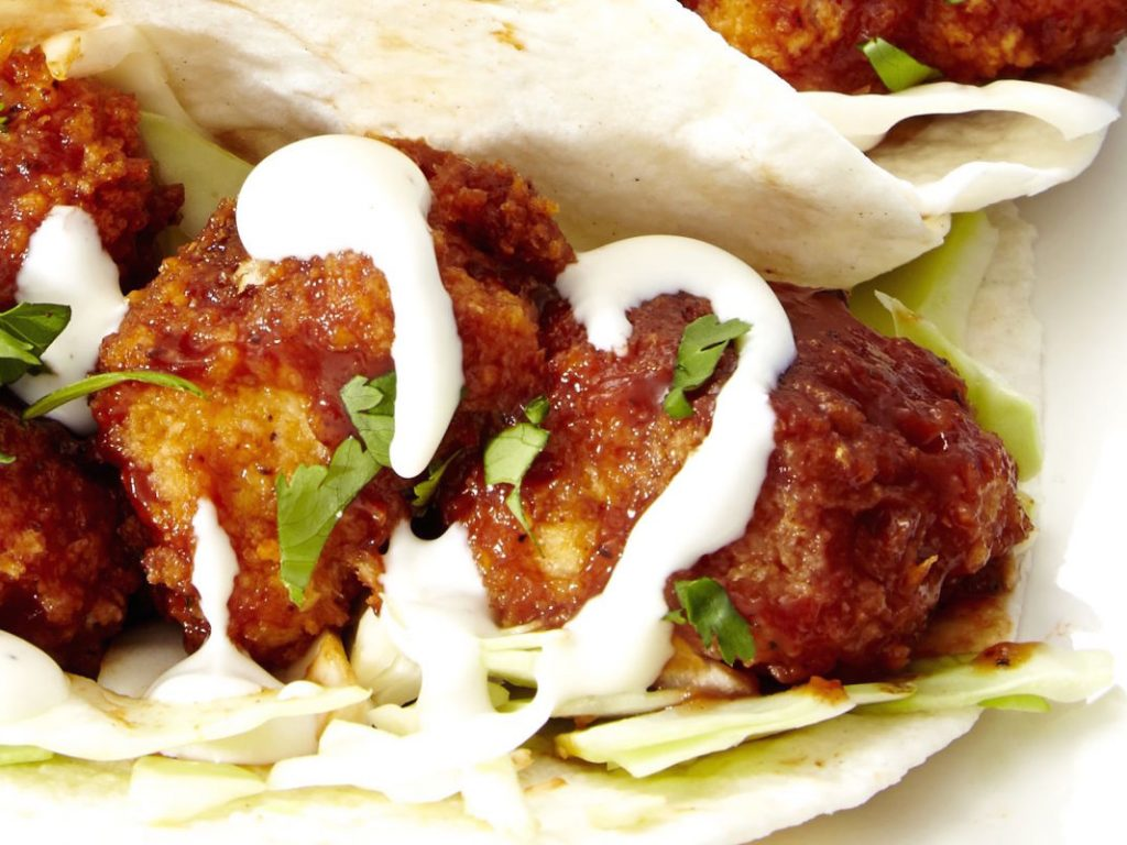 How to cook Crack Chicken Tacos?